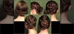 hairstyles wet hair