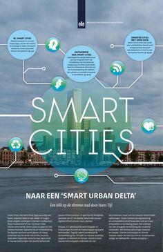 Smart Cities  Informatiekrant over de resultaten van de beleidsverkenning Smart Cities in 2014 (Ministerie van Infrastructuur en Milieu, directie Ruimtelijke Ontwikkeling)