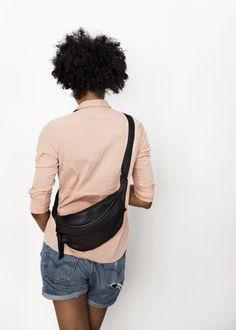 Yvonne Koné SIMPLE BUM BAG