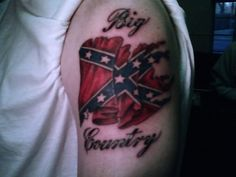 1000 images about confederate flag tattoos on pinterest rebel flag tattoos confederate. Black Bedroom Furniture Sets. Home Design Ideas