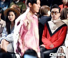 do sang woo 도상우 at HERA seoul fashion week 2016