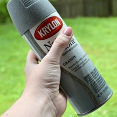 See how I went from world's worst spray painter to confident Krylon addict with these six tips and tricks for successful spray painting!