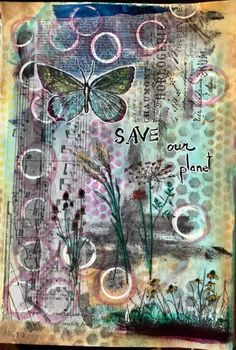 Candy Schultheis on THE DYAN REAVELEY SOCIETY OF ART JOURNALING Gateway Group.