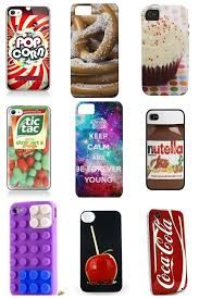 Food and phone cases Is this a dream my favorite things ever