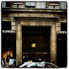 Saks Fifth Avenue #NYC