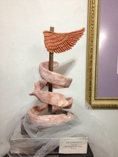 Refúgio - modelagem em argila.