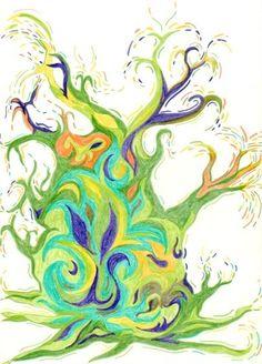 art of julia woodman http://www.radiance-solutions.co.uk/art.htm