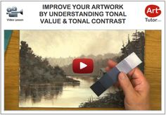 Art instructor Bob Davies helps you to understanding tonal value and tonal contrast - one of the keys to giving your images punch.