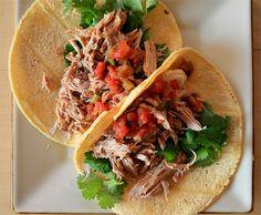 "Authentic Mexican Carnitas Tacos (tacos de carnitas by ""Authentic Mexican Recipes"