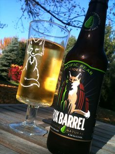 Fox Barrel Pacific Pear Cider (Review)