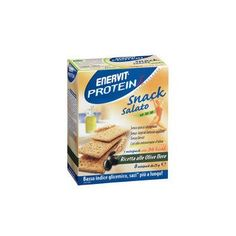 ENERVIT Protein snack salato gusto oliva - Store For Cycling