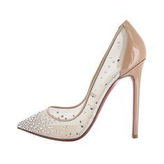 经典再创新 Christian Louboutin 2013秋冬系列鞋履