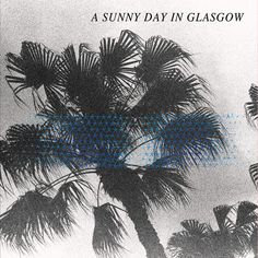 """""""sea when absent"""", a sunny day in glasgow"""