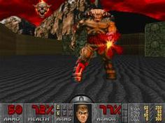 DOOM!! One of my fave video games
