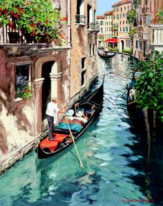 Canale Interno by Michael Swanson.