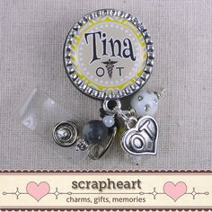 Popular Nurse Graduation Gifts Personalized OT by ScrapheartGifts
