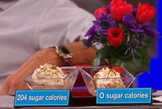 """Jorge Cruise, author of """"Happy Hormones Slim Belly,"""" shares a low-sugar, low-calorie recipe for vanilla almond ricotta ice cream, which uses Stevia sweetener."""