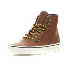 VANS | AUTHENTIC HI Sneaker Damen | brown bei mysportworld