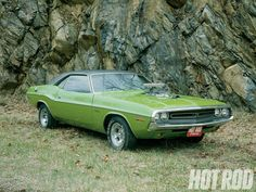 Muscle Cars And Musclecars Photo Street Machines