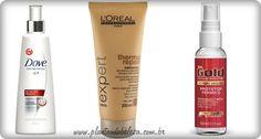 Plantão da Beleza: A importância do protetor térmico para os cabelos