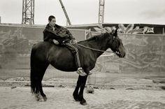 cowboy in dublin