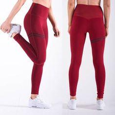 28e04a440d Ariella Fashion Leisurewear Running Yoga Pants Leggings   Free Shipping  Worldwide – Activa Star Sports Leggings