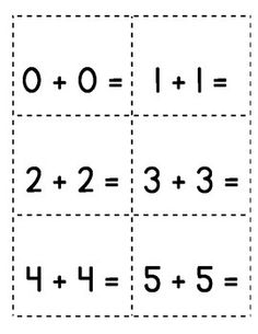 Free Worksheets: Addition and Subtraction with Pete the