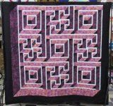 Labyrinth Walk - The Guilty Quilter - GQU02 - 714329645650