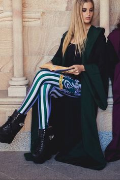Slytherin leggings