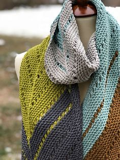 Ravelry: That's The Way pattern by Casey Day-Crosier