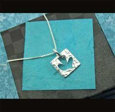 Let Your Spirit Soar Sterling Necklace -- ChristianGiftsPlace.com Online Store