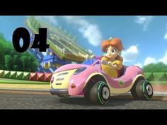 Mario Kart 8 - Part 4 - Daisy