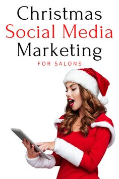Plus, people are often searching the internet and social media for gift-giving inspiration. So why not take advantage of this free form of advertising and potentially increase client numbers and product sales? Here are some practical Christmas social media marketing tips for your salon to use this December.