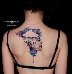 Federica Stefanello | La Malafede Tattoo, Italy