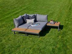 AWAY Hagegruppe | Bohus Outdoor Sectional, Sectional Sofa, Outdoor Furniture Sets, Outdoor Decor, Exterior, Garden, Home Decor, Homemade Home Decor, Modular Sofa