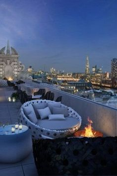 Radio Rooftop Bar, Central London  #RePin by AT Social Media Marketing - Pinterest Marketing Specialists ATSocialMedia.co.uk