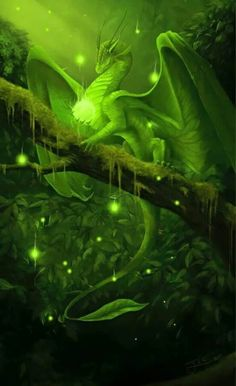Green Dragon .. Incredible!