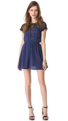 Estelle Lace Dress