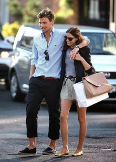 THE OLIVIA PALERMO LOOKBOOK By Marta Martins: Olivia Palermo and Johannes Huebl Engagement Celebration !!!!!