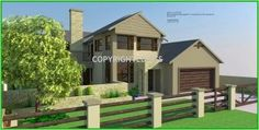 3 D plans 3 3 D, African, Outdoor Structures, House Interiors, How To Plan, Studio, Architecture, Gallery, Business