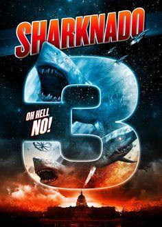 Sharknado 3 Full Movie Poster
