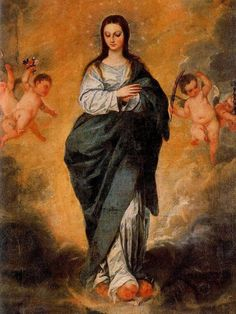 ALONSO CANO (1601-1667) Inmaculada Concepción, h. 1650-52