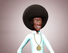 """Check out new work on my @Behance portfolio: """"Black Power"""" http://on.be.net/1NYp8T2"""