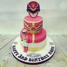 Tonight red mega force power ranger 3rd birthday cake #amazing #cool #megaforcepowerranger #megaforce #red #powerranger #3rd #birthdaycake #birthday #cake #cakeart #cakestagram #instacake #KingfisherCakes | Flickr - Photo Sharing!