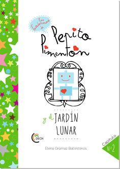 Pepito Pimentón y el jardín lunar