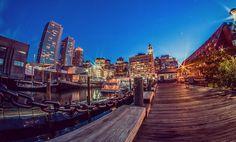 #bostonharbor #beantown #boston #bostonskyline #massachusetts #canon #canonphotography #longexposure #weekend #rokinon14mm #samyang