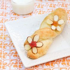 Orange Biscuit Braids- this is like the other one I pinned, but it has better directions.