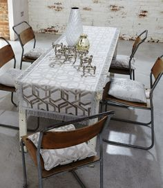 Pura sofisticación para tu hogar con las telas Baroque de Prestrigious Textiles 2014/15  #terciopelo #interiorismo #elegancia #tendencias