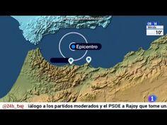 Un terremoto de 6,3 de magnitud en el Mar de Alborán despierta a Melilla...