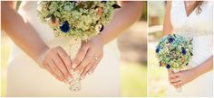 Amazing bouquet! Dried flowers with real wood stem!    Erin Lindsey Images - www.erinlindseyimages.com